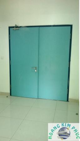 Cửa Chì X Quang