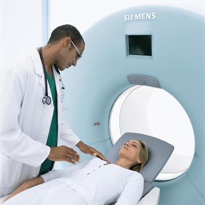 Quá trình dẫn chụp cắt lớp của máy CT Scanner